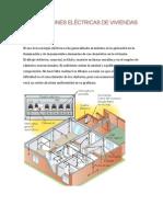 INSTALACIONES ELÉCTRICAS DE VIVIENDAS