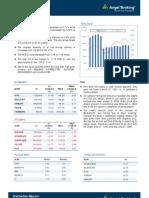 Derivatives Report 15 JUNE 2012
