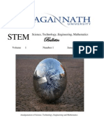 STEM Bulletin