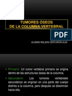 Tumores de La Columa Vertebral EXPO