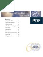 Model United Nations Handbook