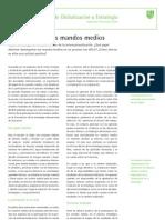 Los mandos intermedios en la internacionalización