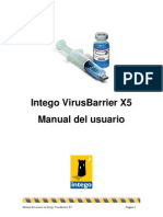 Virusbarrierx5 Manual Es
