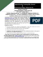 TCS Eligibility Criteria