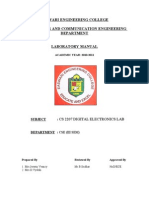 Lab Manual Exp 1t05