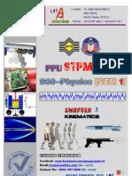 PPU 960 Physics Note [Sem 1
