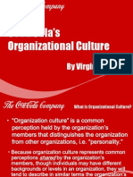 coca cola organizational theory Start studying organizational theory - week 6 quiz learn when a company such as coca-cola decides to use the same product design and advertising.