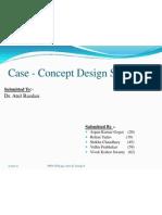 Concept Design Services