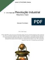 EDUTEC - Maquina a Vapor