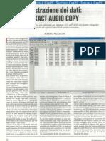 6 - Software - L'Estrazione Dei Dati_ Exact Audio Copy (Carpc)