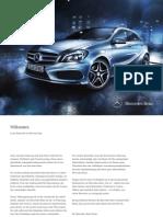 Preisliste Mercedes-Benz A-Klasse (W176)