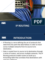 Ip Routing i