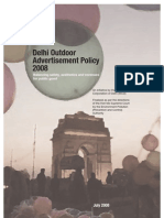 NewItem 119 Delhi Outdoor Advt Policy2008