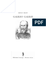 Bertold Brecht Galileo Galilei