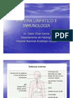 Sistema Linfatico e Inmunologia