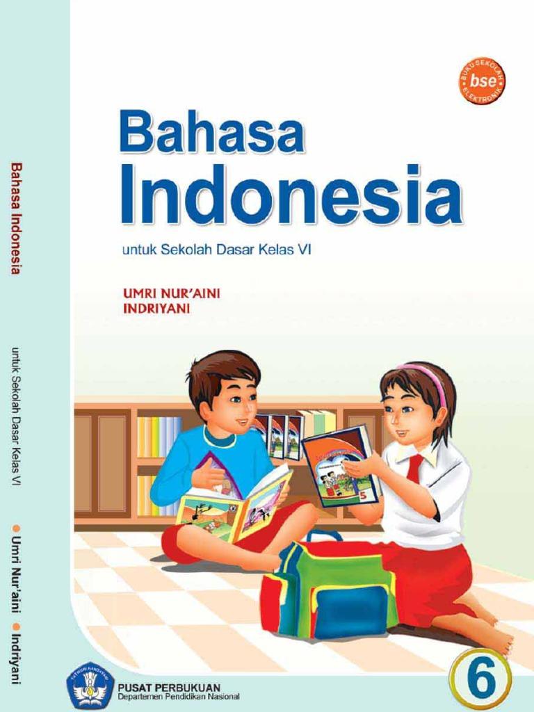 SD Kelas 6 - Bahasa Indonesia 7a03181580