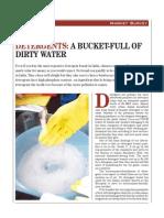 Detergents Feb09
