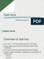 09 Cast Iron