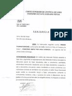Sentencia por el homicidio de Ivo Dutra