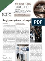 Biuletyn Eurotool Blach-tech-expo