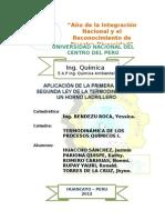 Informe Final Horno Ladrillero
