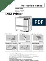 XID5xx User Manual