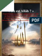 Où est Allâh