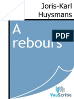 À rebours - Joris-Karl Huysmans