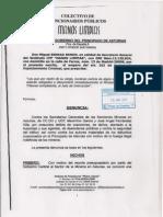 Denuncia Ante Delegado Gobierno Asturias