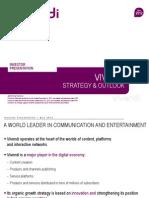 Vivendi Investor Presentation 2012