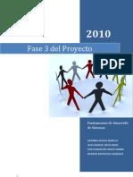 Fundamentos de desarrollo de Sistemas