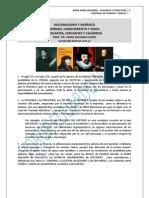 146. RACIONALISMO Y BARROCO + DESCARTES, CERVANTES Y CALDERON
