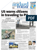 Manila Standard Today - June 16, 2012 Issue