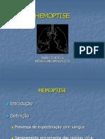 HEMOPTISE