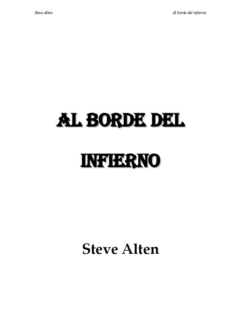 9906e2e7463 AL Borde DEL Infierno