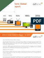 Q1 2012 Global AdMetrics Report