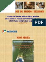 07- Sup. Assuntos Religiosos