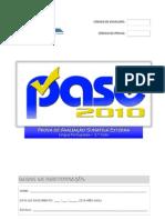 Prova LP 1 - Açores