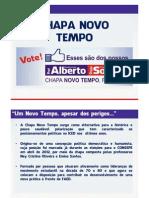 Chapa Novo Tempo - PPT