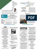 17.06.12 Wallington News Sheet