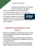 Virtual Memory Presentation