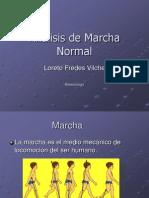 Analisis de Marcha Normal y Patológica