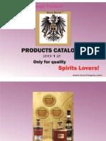 Licorenigma Catalogue