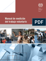 Manual de Medición del Trabajo Voluntario