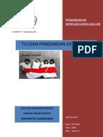 Tulisan Pandangan Demokrasi