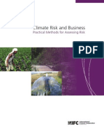 Climate Risk & Business