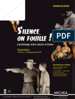 DP Silence on Fouille