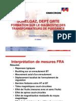 7 Interprétation de mesures FRA