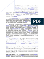 Historia d Ela Iglesia en Chile