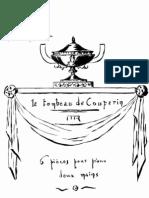 Ravel- Le Tombeau de Couperin